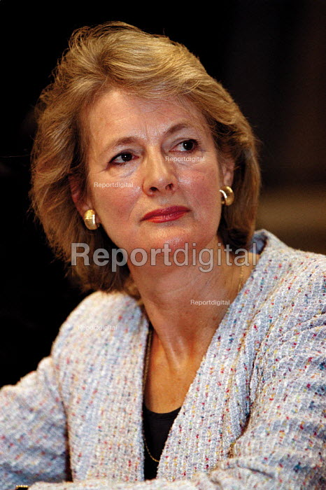Baroness Jay Leaser of the House of Lords and Minister for Women TUC Conference 1999 - John Harris - 1999-09-16