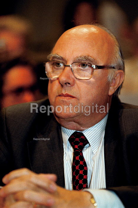 Sir Ken Jackson AEEU at TUC Conference 1999 - John Harris - 1999-09-13