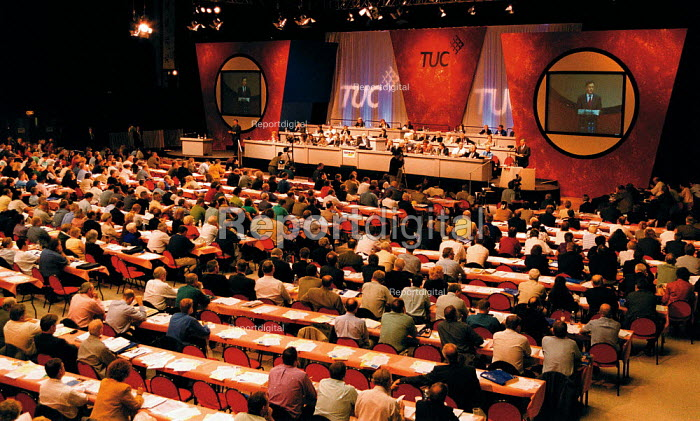 TUC Conference 1999 - John Harris - 1999-09-15