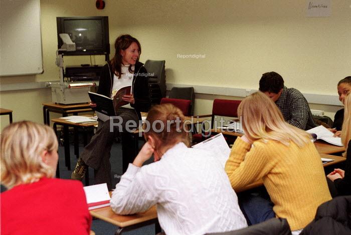 Language lecture Oxford Brookes University - John Harris - 1999-11-18