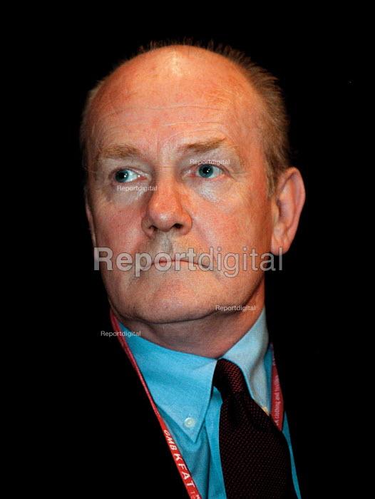 Dr John Reid Scottish Sec Labour Party Conference 1999 - John Harris - 1999-09-29