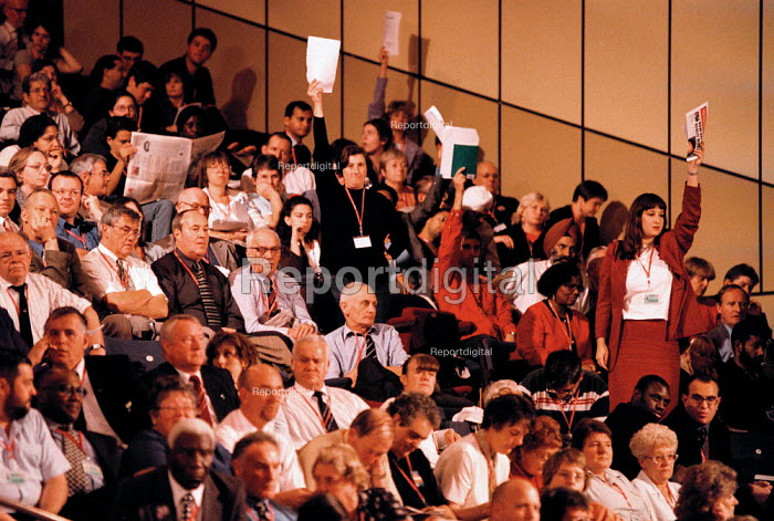 Debate Labour Party Conference 1999 - John Harris - 1999-09-29