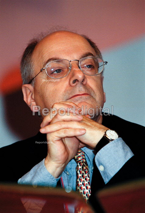 Sir Jeremy Beecham Local Government Labour Party Conference 1999 - John Harris - 1999-09-27