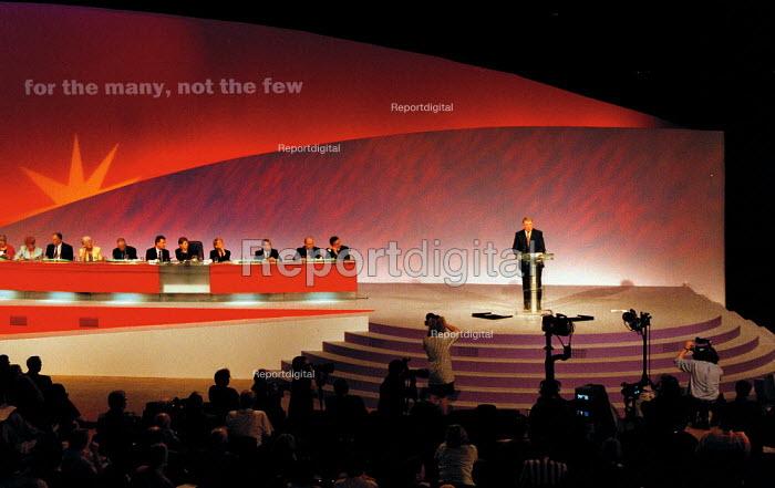 Labour Party Conference 1999 - John Harris - 1999-10-01