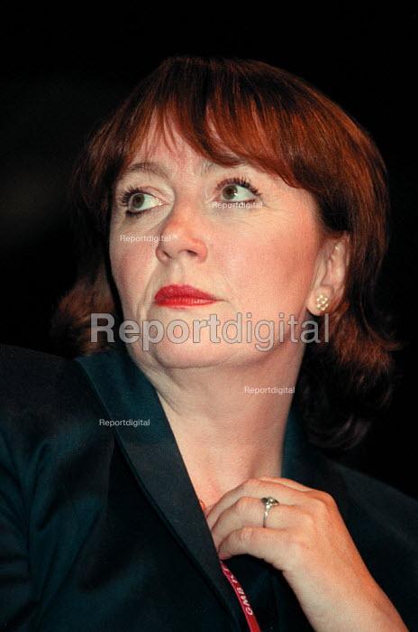 Liz Symons MP Labour Party Conference 1999 - John Harris - 1999-09-29