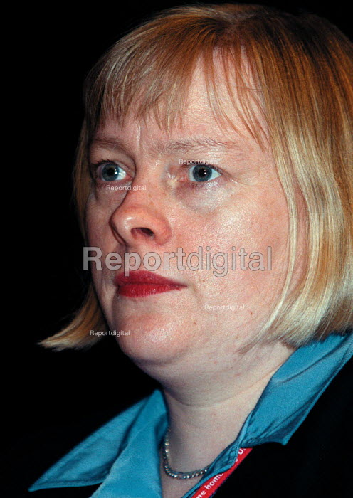 Angela Eagle MP Labour Party Conference 1999 - John Harris - 1999-09-28
