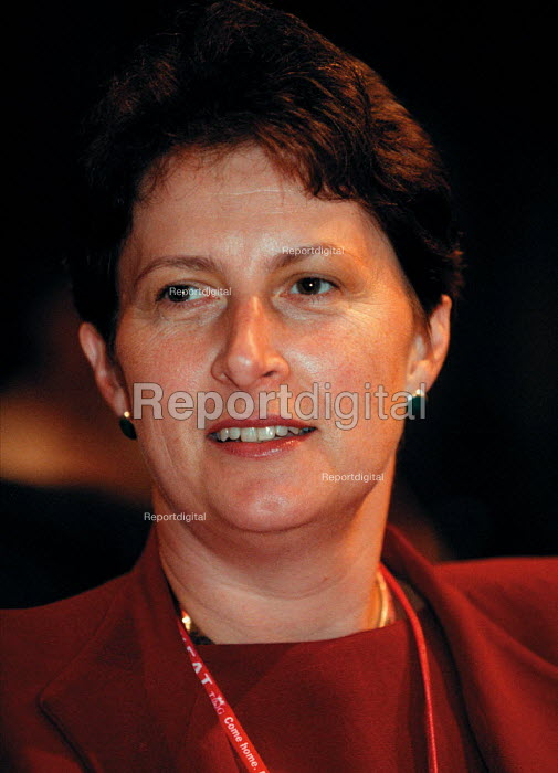 Gisela Stuart MP Labour Party Conference 1999 - John Harris - 1999-09-29