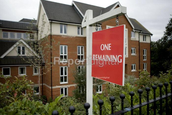 One remaining, Retirement homes & sheltered housing for sale, Stratford upon Avon, Warwickshire - John Harris - 2012-09-20