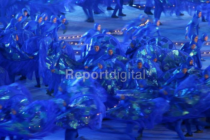 Opening ceremony of the West Lake Expo, Hangzhou, Zhejiang Province, China. - Jess Hurd - 2003-10-18