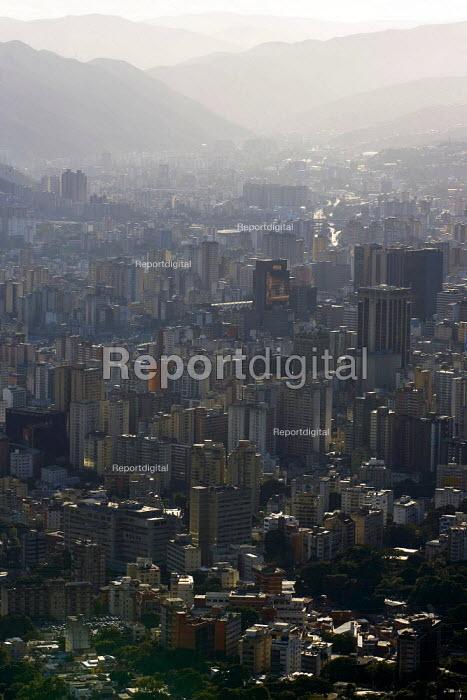 Caracas City, Bolivarian Republic of Venezuela. - Jess Hurd - 2006-01-19