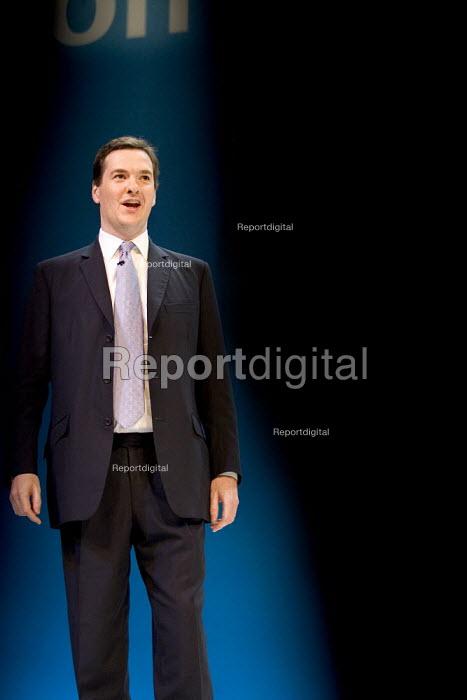 George Osborne MP addresses Conservative Party Conference 2006 - Jess Hurd - 2006-10-03