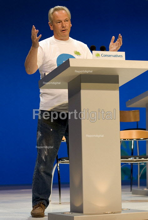 Francis Maude MP addresses Conservative Party Conference 2006 - Jess Hurd - 2006-10-03