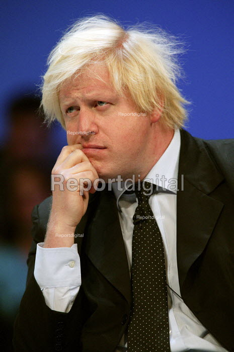 Boris Johnson MP addresses Conservative Party Conference 2006 - Jess Hurd - 2006-10-04