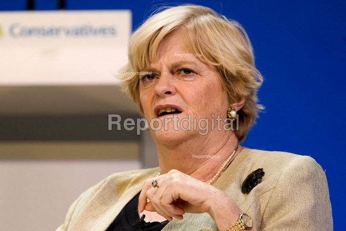 Ann Widdecombe MP addresses Conservative Party Conference 2006 - Jess Hurd - 2006-10-03