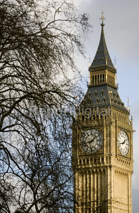 Big Ben, Westminster. London. - Jess Hurd - 2007-01-23
