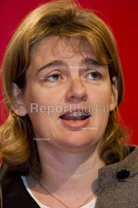 Ruth Kelly MP Labour Party Conference, Bournemouth 2007. - Jess Hurd - 2007-09-27