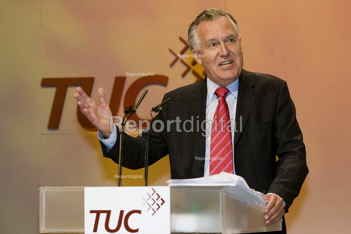 Peter Hain MP, TUC Conference, Brighton 2007. - Jess Hurd - 2007-09-11