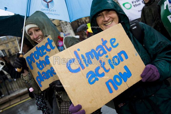International Climate Protest, London. - Jess Hurd - 2007-12-08