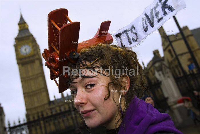 International Climate Protest, London. - Jess Hurd - 2007-12-08