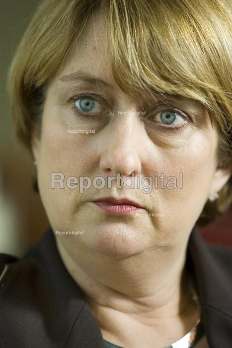 Jacqui Smith MP. - Jess Hurd - 2007-09-10