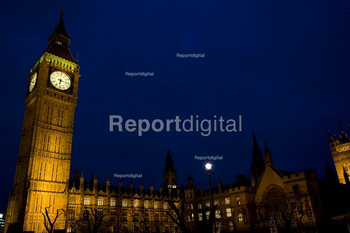 Big Ben, Houses of Parliament, Westminster. London. - Jess Hurd - 2007-03-06