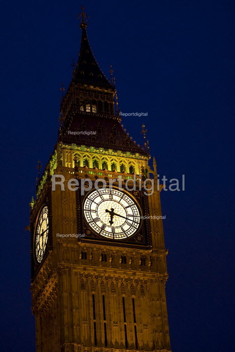 Big Ben, Houses of Parliament, Westminster. London. - Jess Hurd - 2007-03-06