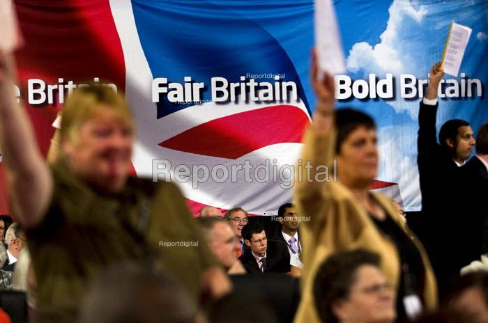 Labour Party Conference 2009. Brighton. - Jess Hurd - 2009-09-28