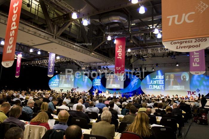 TUC Congress, Liverpool. - Jess Hurd - 2009-09-14