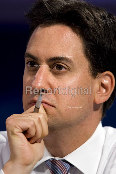 Ed Miliband MP. TUC Conference, Liverpool. - Jess Hurd - 2009-09-16