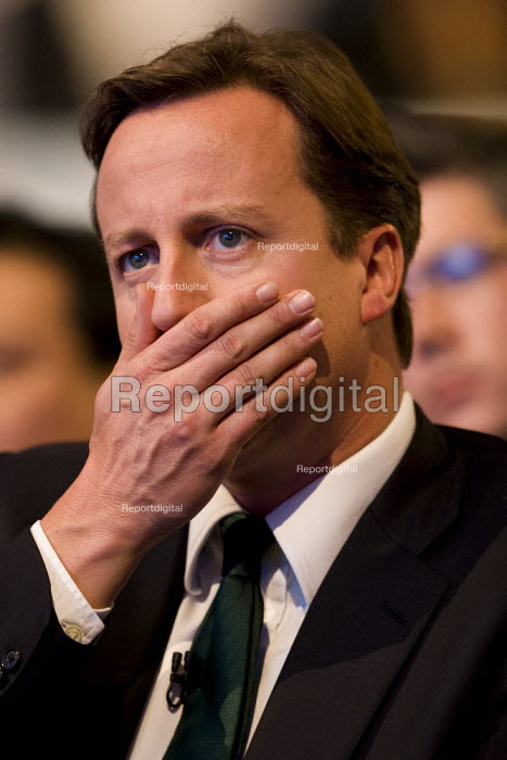 David Cameron. Conservative Party Conference 2009. Manchester. - Jess Hurd - 2009-10-05