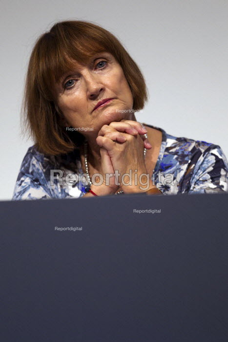 Tessa Jowell MP. Labour Conference, Liverpool 2011. - Jess Hurd - 2011-09-28