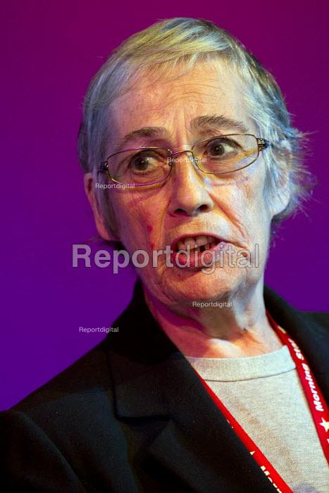 Anita Halpin NUJ. TUC London. - Jess Hurd - 2011-09-12