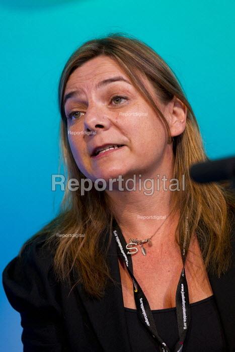 Sally Hunt UCU. TUC 2011 London. - Jess Hurd - 2011-09-14