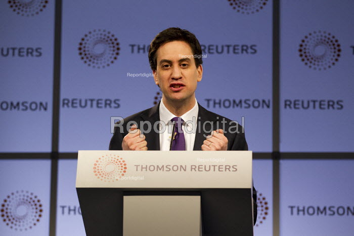 Ed Miliband speech on the future for banking. The Thomson Reuters Building, London. - Jess Hurd - 2012-02-03