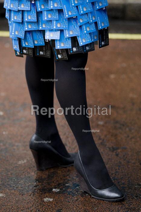 Barclays Bank marching band. World Pride 2012, London. - Jess Hurd - 2012-07-07
