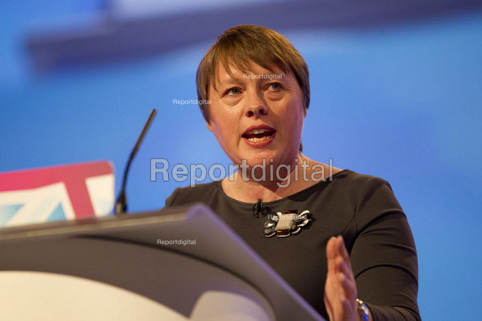 Mary Eagle MP. Labour Party Conference 2012, Manchester. - Jess Hurd - 2012-10-01