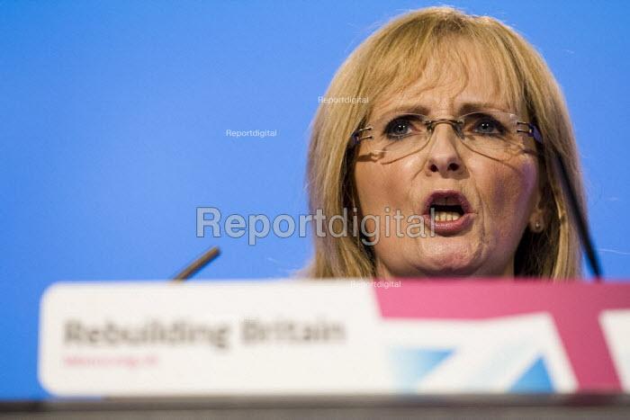 Margaret Curran MP. Labour Party Conference 2012, Manchester. - Jess Hurd - 2012-10-02