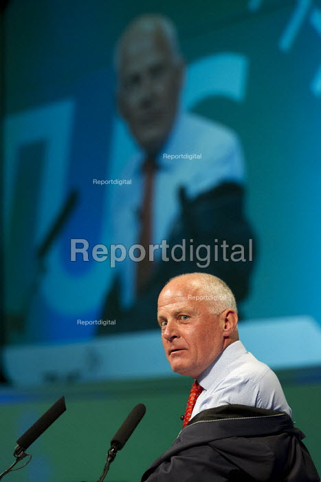Michael Cashman MEP. TUC 2012 Brighton. - Jess Hurd - 2012-09-10