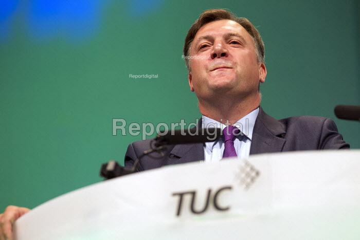 Ed Balls MP. TUC 2012 Brighton. - Jess Hurd - 2012-09-11
