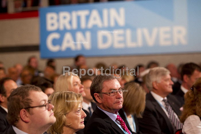 Conservative Party Conference 2012, Birmingham. - Jess Hurd - 2012-10-09