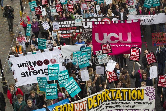 National Student Demonstration - Educate, Employ, Empower. London. - Jess Hurd - 2012-11-21