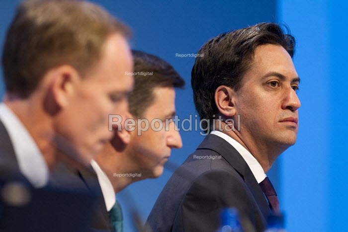 Ed Miliband MP. Labour Party Conference 2013. Brighton. - Jess Hurd - 2013-09-23