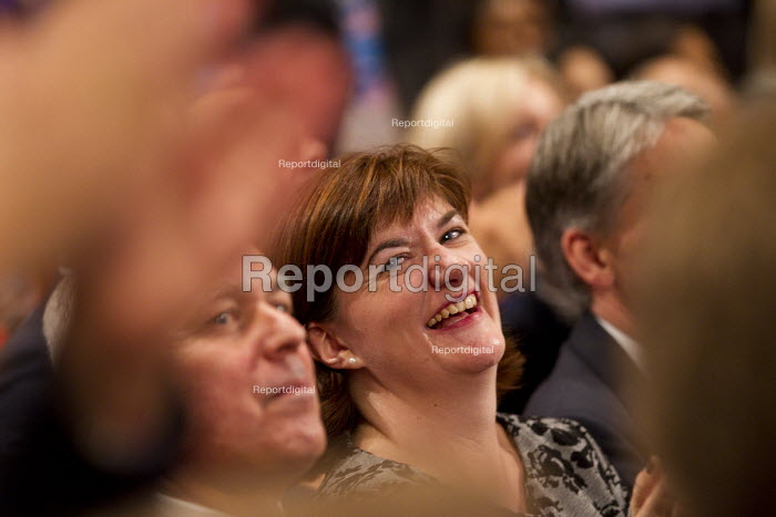 Nicky Morgan MP. Conservative Party Conference, The ICC Birmingham - Jess Hurd - 2014-10-01