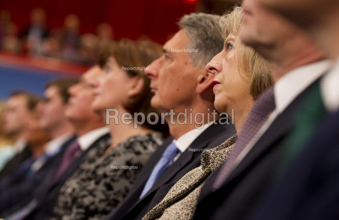 Theresa May MP. Conservative Party Conference, The ICC Birmingham - Jess Hurd - 2014-10-01