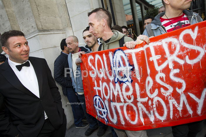 Social housing and anti-gentrification campaigners disrupt... - Jess Hurd, jj1504112.jpg
