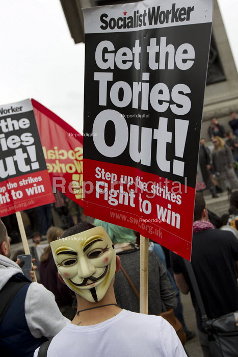 Anti austerity protests on the day of the Queens Speech... - Jess Hurd, jj1505208.jpg