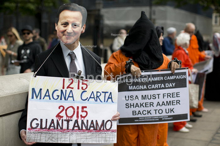 Magna Carta Day - Save Shaker Aamer, Whitehall. London. - Jess Hurd, jj1506081.jpg