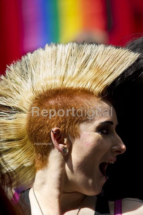Punk rocker Pride in London Parade 2015 - Jess Hurd - 2015-06-27