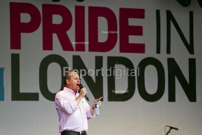 Paul Nowak TUC speaking Pride in London Parade 2015 - Jess Hurd - 2015-06-27