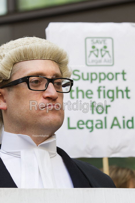 Lawyers protest against cuts in Legal Aid, Westminster... - Jess Hurd, jj1507101.jpg